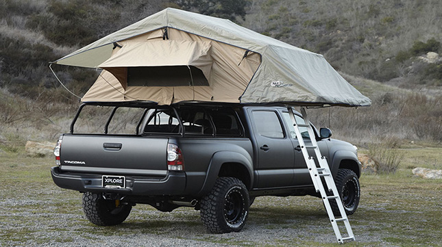 Toyota Tacoma Adventure Series