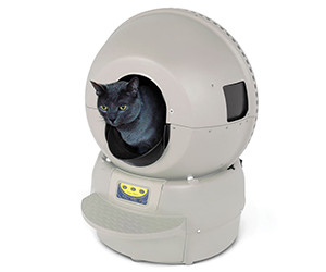Automatic Self Cleaning Cat Litter Box