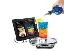 Brookstone App-Controlled Smart Bartending