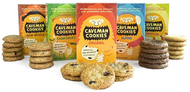 Caveman Cookies
