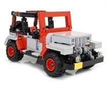 LEGO Jurassic Park Off-Roader Limited Edition