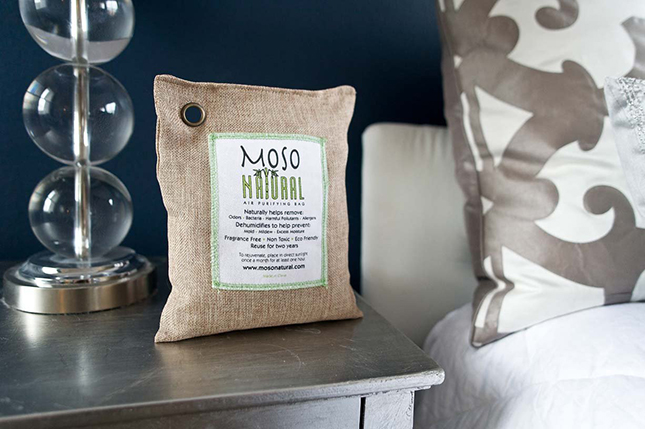 Moso Personal Natural Air Purifying Bag