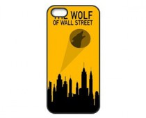 The Wolf of Wall Street iPhone 5S Plastic Case Cover