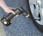 Automatic Cordless Tire Inflator