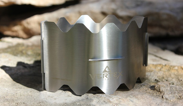 Compact Backpacking Stove