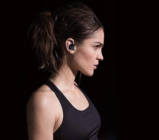 Dash– the world's first Smart Wireless Headphones