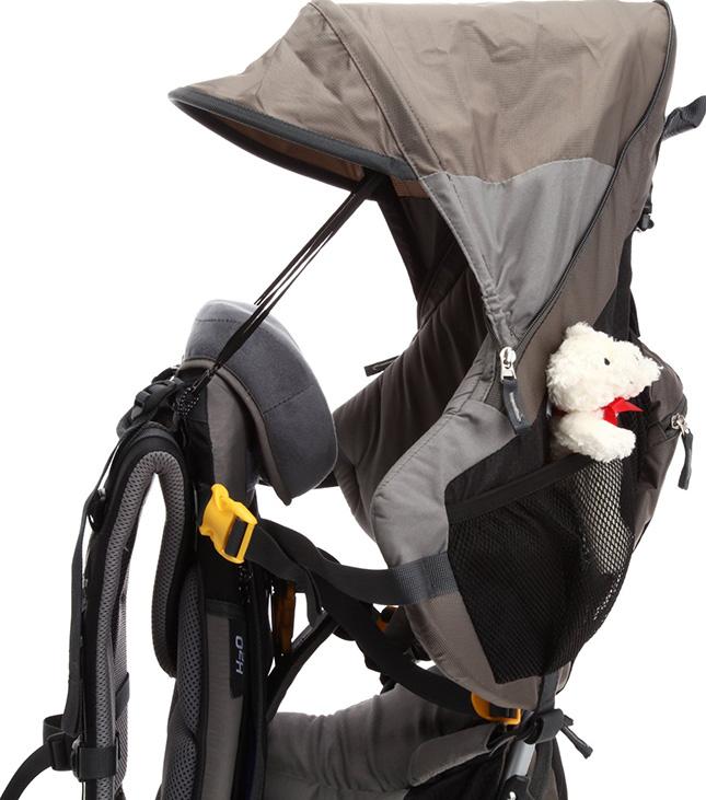 Deuter Kid Comfort III Child Carrier
