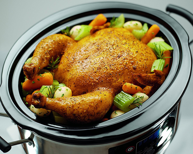 Hamilton Beach Automatic Programmable Slow Cooker