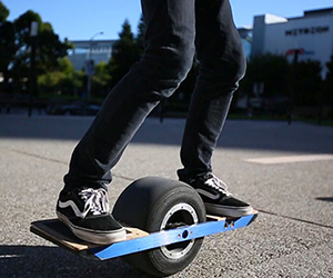 187 Onewheel Electric Skateboard