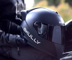 Skully Heads Up Display Helmet