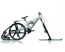 Snowmobile Mountain Bike Kit