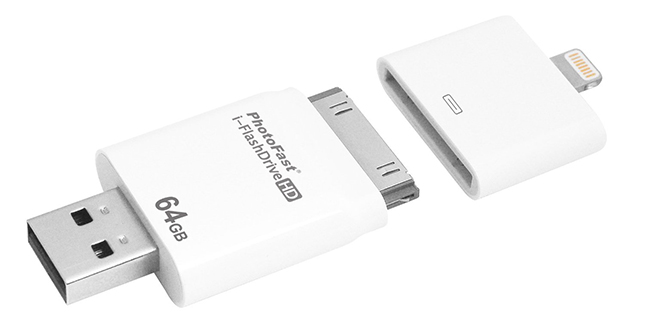 iFlashDrive HD 64GB