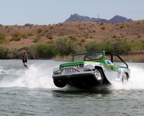 Fastest Amphibious Car Ever