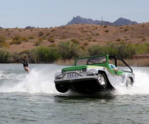 Fastest Amphibious Car Ever