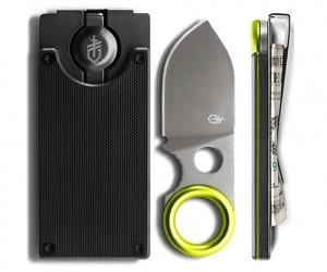 Gerber GDC Money Clip With PocketnKnife