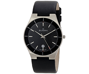 Skagen Aktiv Mens Wristwatch