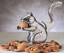 Squirrel Nutcracker