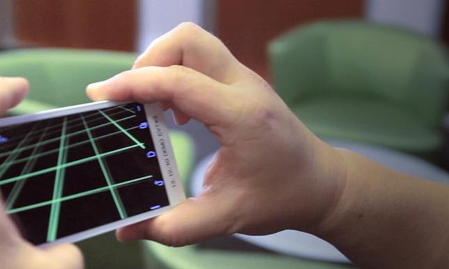Tango 3D Sensor-Enabled Smartphone