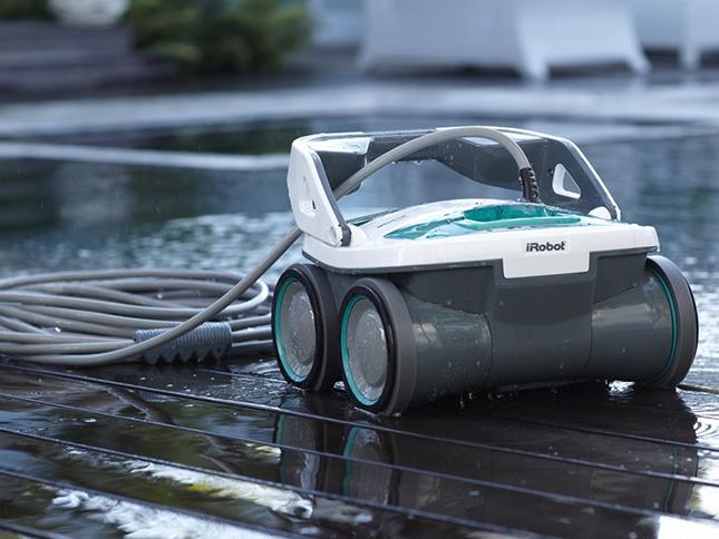 The iRobot Mirra 530