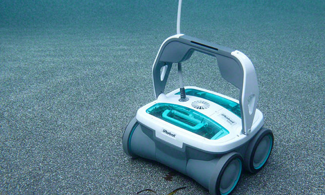 Irobot Mirra 530 The Ultimate Pool Cleaning Robot