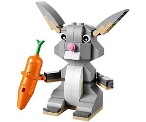 Easter Bunny Lego