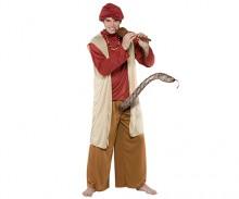 Funny Snake Charmer Costume
