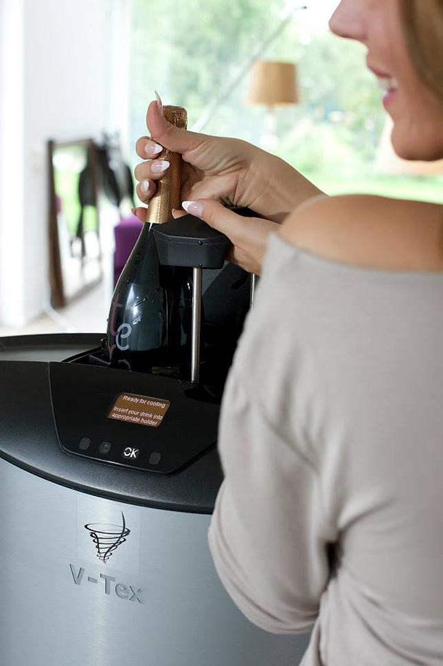 V-Tex Instant Cooling Drink System