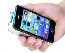 iStun smartphone stun gun case