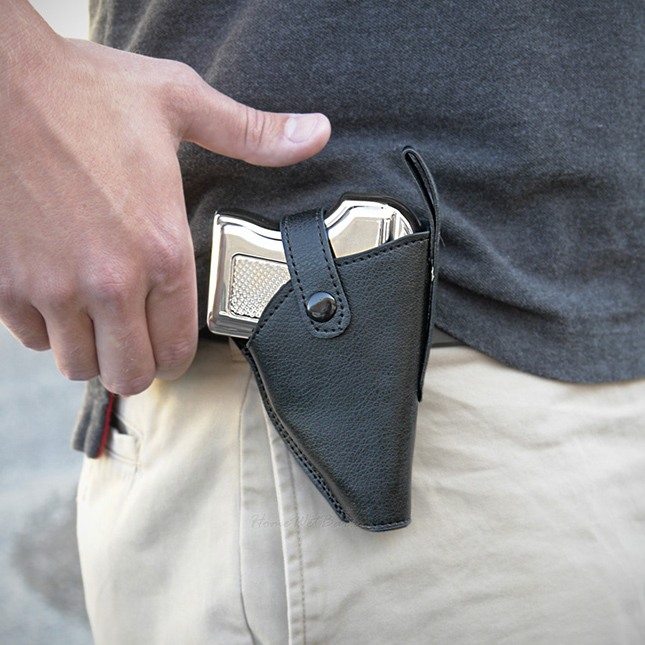 The Pistol Flask