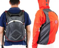 Funnel Backpack with Jacket