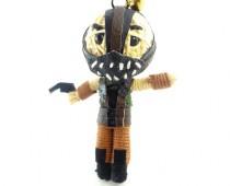 Bane Voodoo Doll Key Ring