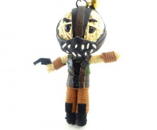 Bane Voodoo Doll Key Ring
