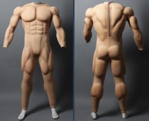 Realistic Lean Muscle Suit
