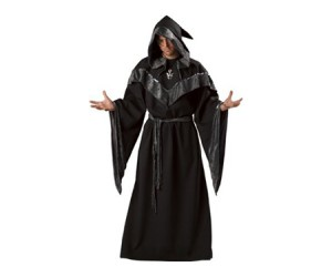 Dark Sorcerer Full Length Robe