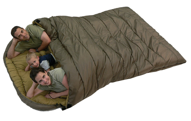 Giant Fennel Lined Sleeping Bag