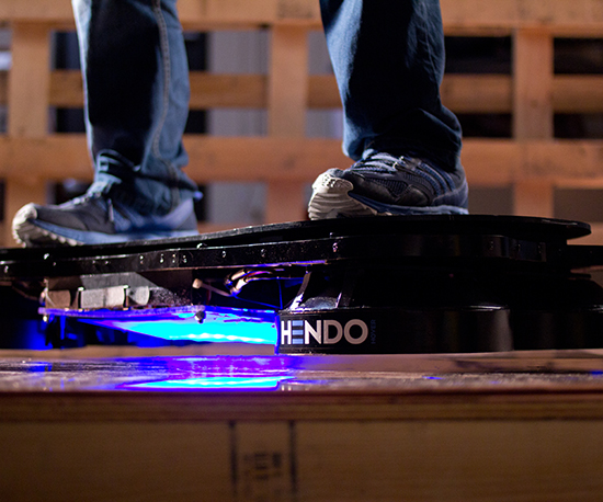 Hendo Hoverboards The World S First Real Hoverboard