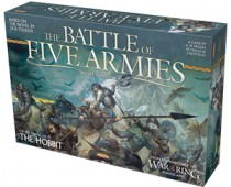 The Hobbit - The Battle of the Five Armies board game