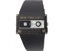 Retro Mixtape Wristwatch