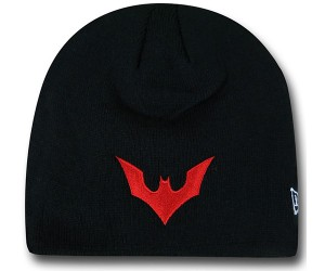 Batman Beyond Emblem Beanie