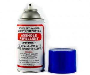 Asshole Repellent Spray