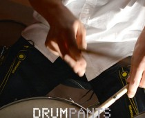 Drumpants - a learning/practicing tool for drummers