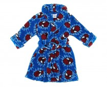 Spiderman Kids Bathrobe