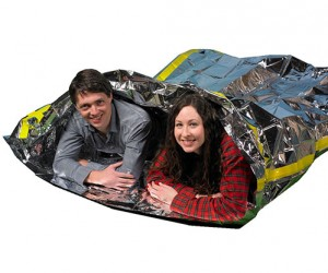 Survival Double Sleeping Bag