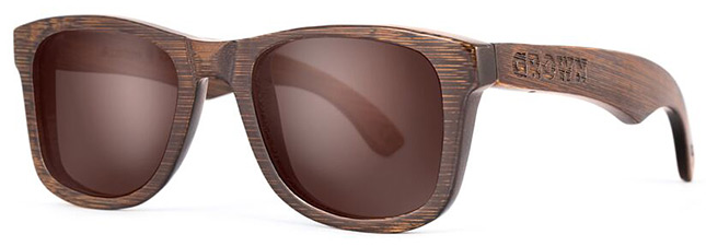 GROWN Wooden Sunglasses-4