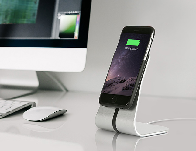 XVIDA smartphone wireless charger for the office