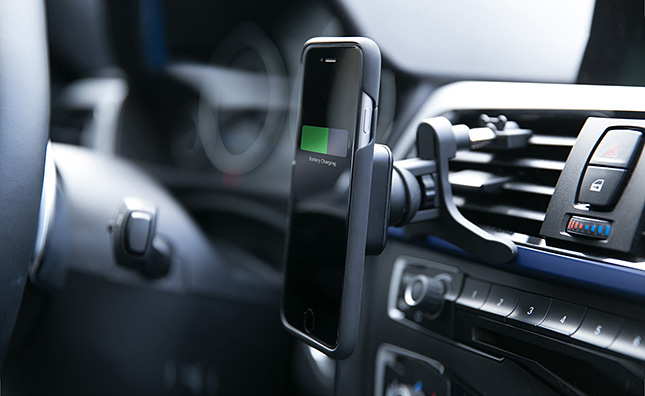 XVIDA smartphone wireless charger - for the car-2