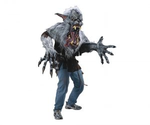 Creature Reacher midnight howl Halloween costume