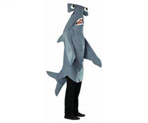 Funny Hammerhead Shark Halloween Costume