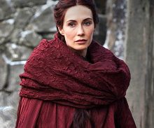 Game of Thrones Melisandre Costume