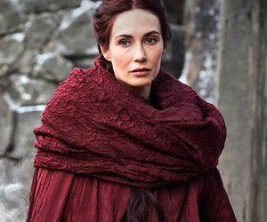 Game of Thrones Melisandre Costume